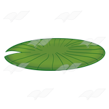 Lily Pad PlusPng.com  - Lily Pad PNG