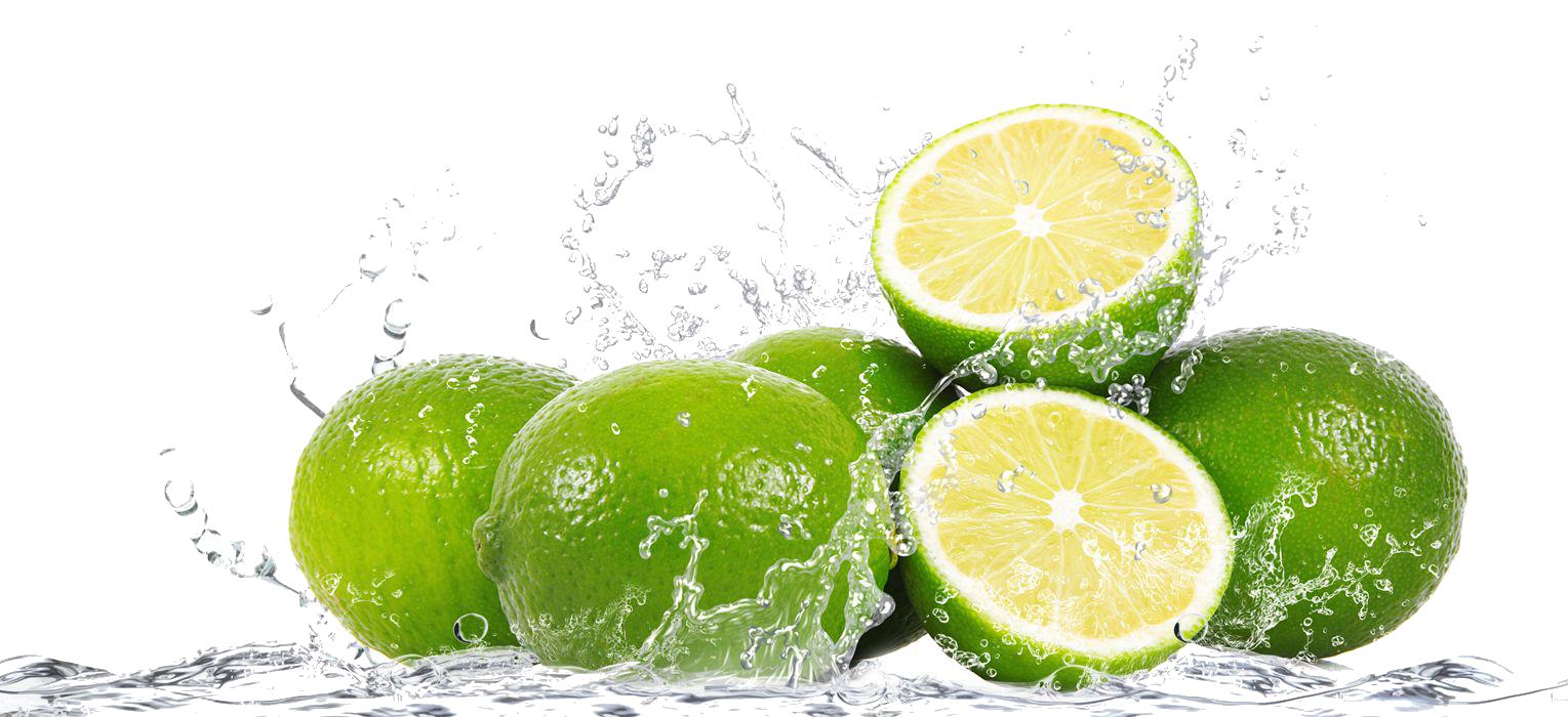 Lime Splash PNG File