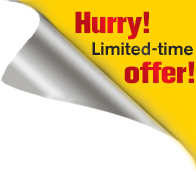 Limited Offer PNG - 13252