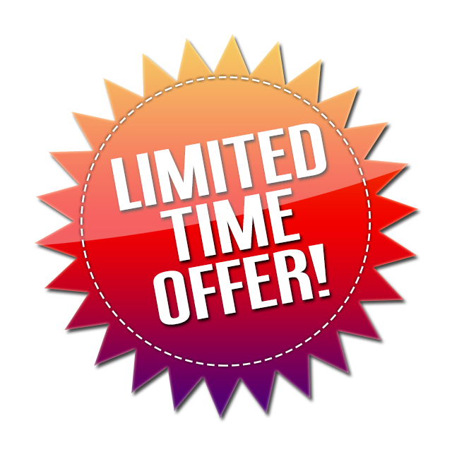 Limited Offer PNG - 13262
