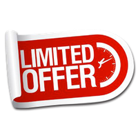 Limited Offer Png Image PNG Image - Limited Offer PNG