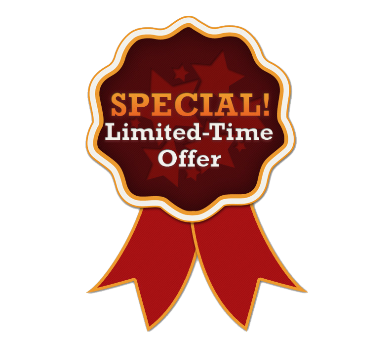 Limited Offer PNG - 13265