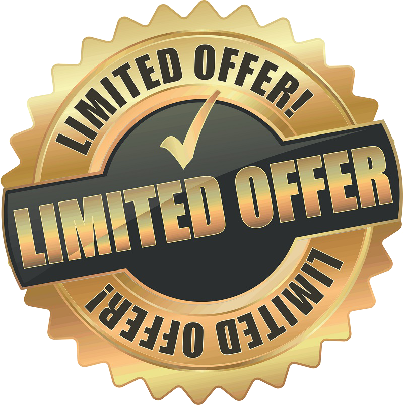 Limited Offer PNG - 13260