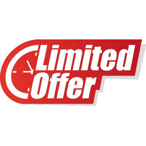 Limited Offer PNG - 13268