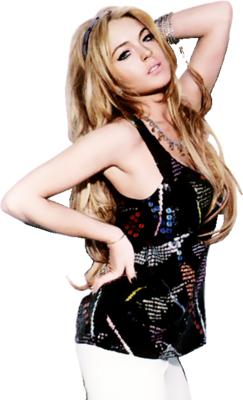 Lindsay Lohan PNG-PlusPNG.com-243 - Lindsay Lohan PNG