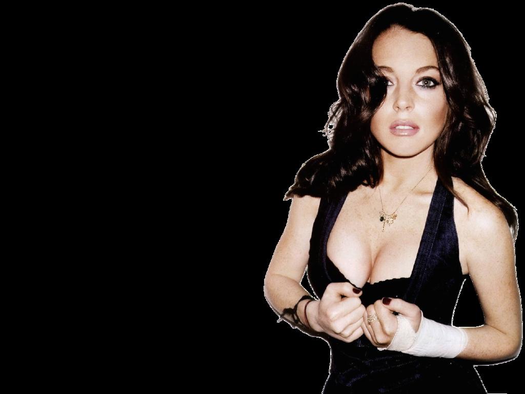 Lindsay Lohan png by VicGeraldine PlusPng.com  - Lindsay Lohan PNG
