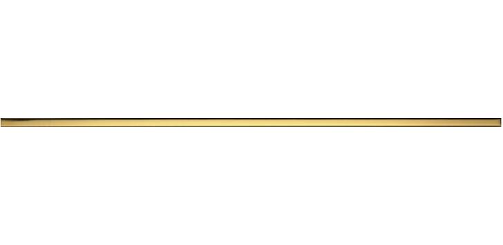 Decorative Line Gold PNG Clip