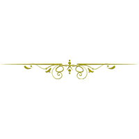 Decorative Line Gold Png PNG