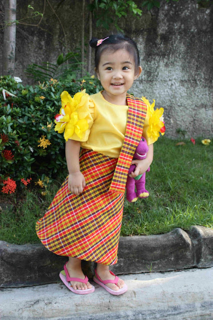 Linggo Ng Wika Costume PNG-PlusPNG.com-427 - Linggo Ng Wika Costume PNG