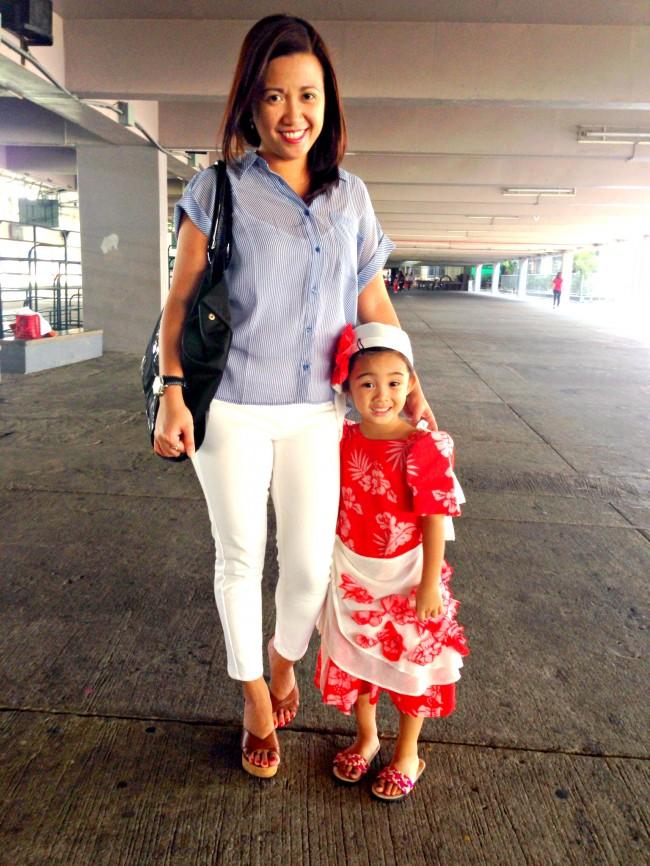 10602488_10152673957272526_672638227_o. Nanay and Anika. Happy Linggo ng  Wika PlusPng.com  - Linggo Ng Wika Costume PNG
