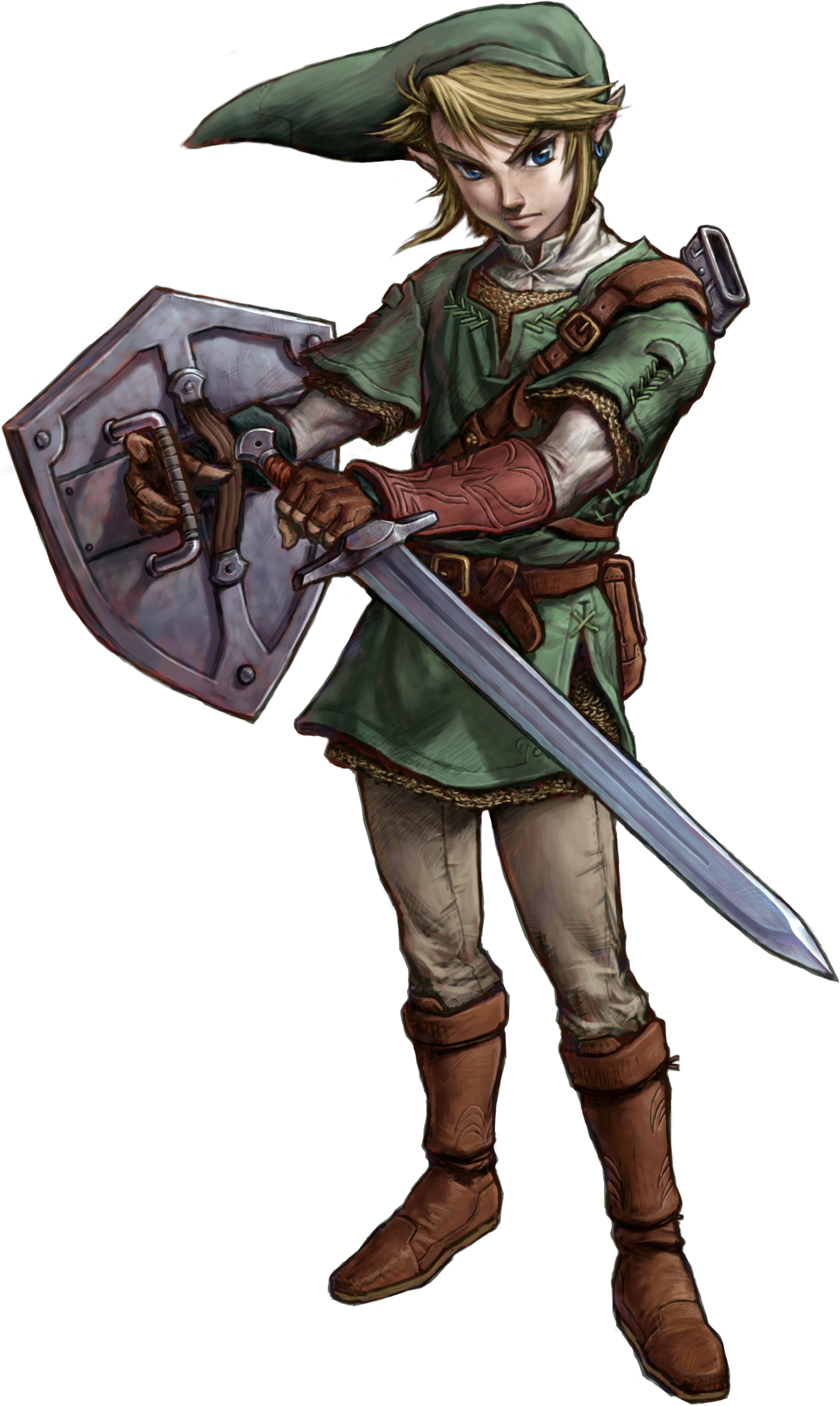 File:Link (SSB 3DS u0026 Wii