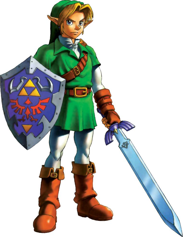 Zelda Link PNG Transparent Pi