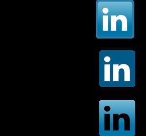 Linkedin China Logo Vector PNG - 116444