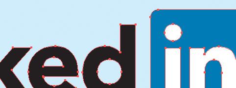 Linkedin China Logo Vector PNG - 116438