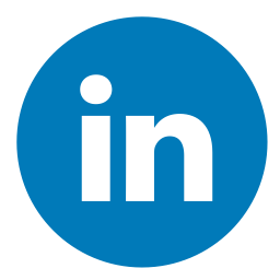 circle, color, linkedin icon - Linkedin Icon PNG