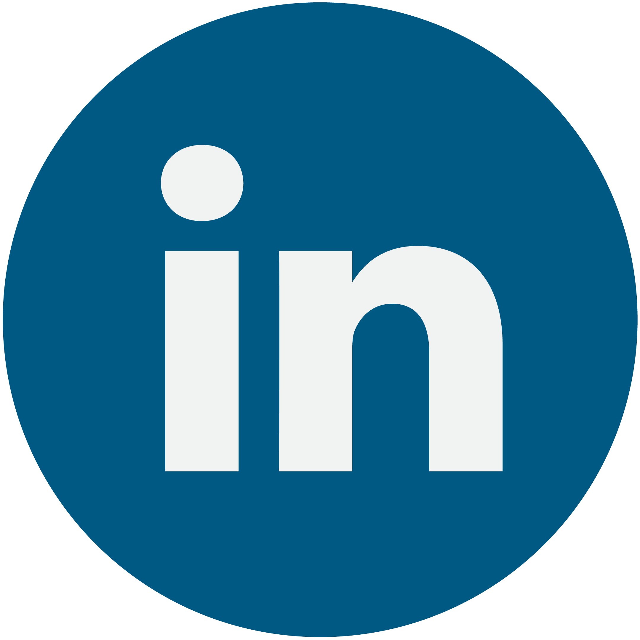 Linkedin Icon Vector PNG - 97157