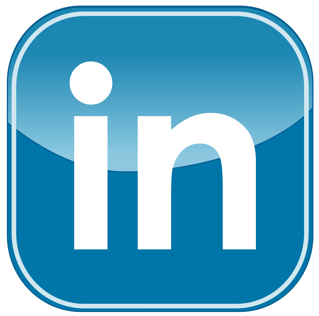 Linkedin Icon Vector PNG - 97158