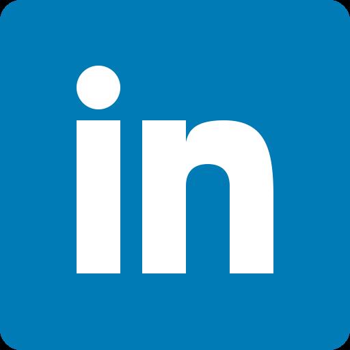 linkedin, social icon - Linkedin Icon Vector PNG