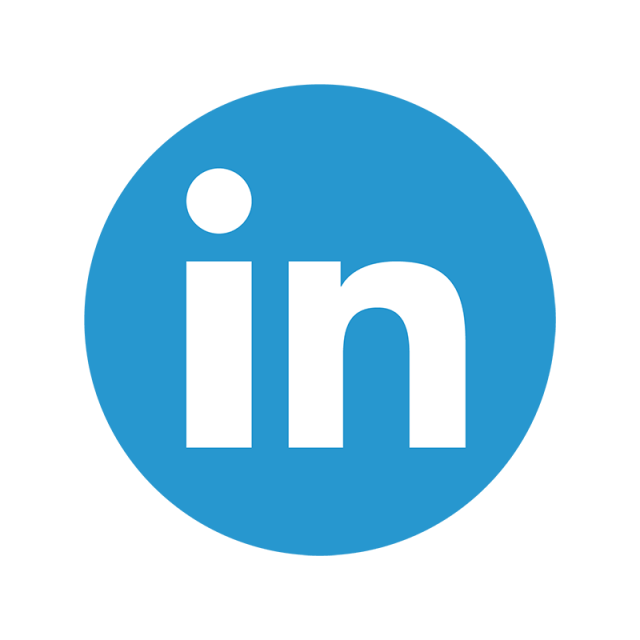 Linkedin Color Icon, Linkedin, Linked, In PNG and Vector - Linkedin PNG