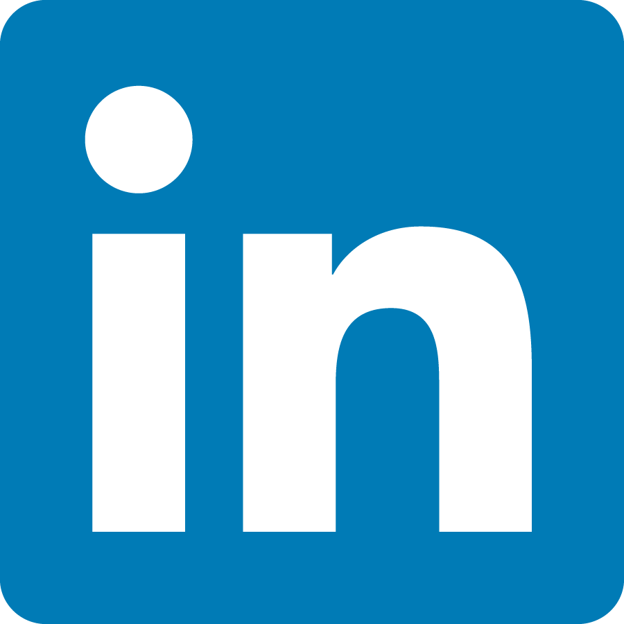 circle, linkedin icon