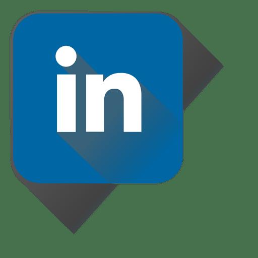 Linkedin squared icon Transparent PNG - Linkedin PNG