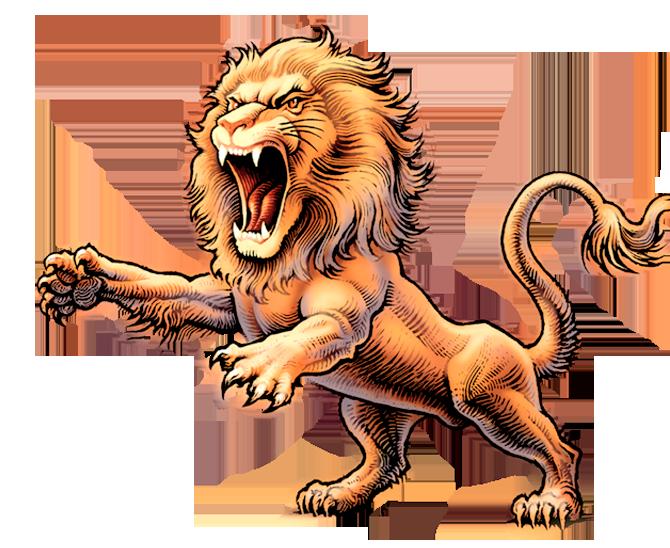 Lion Head PNG HD - 120306