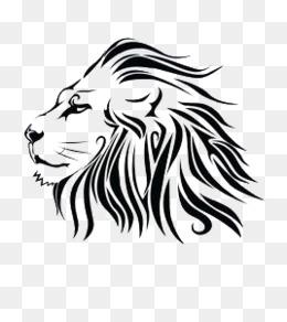Lion Head PNG HD - 120305
