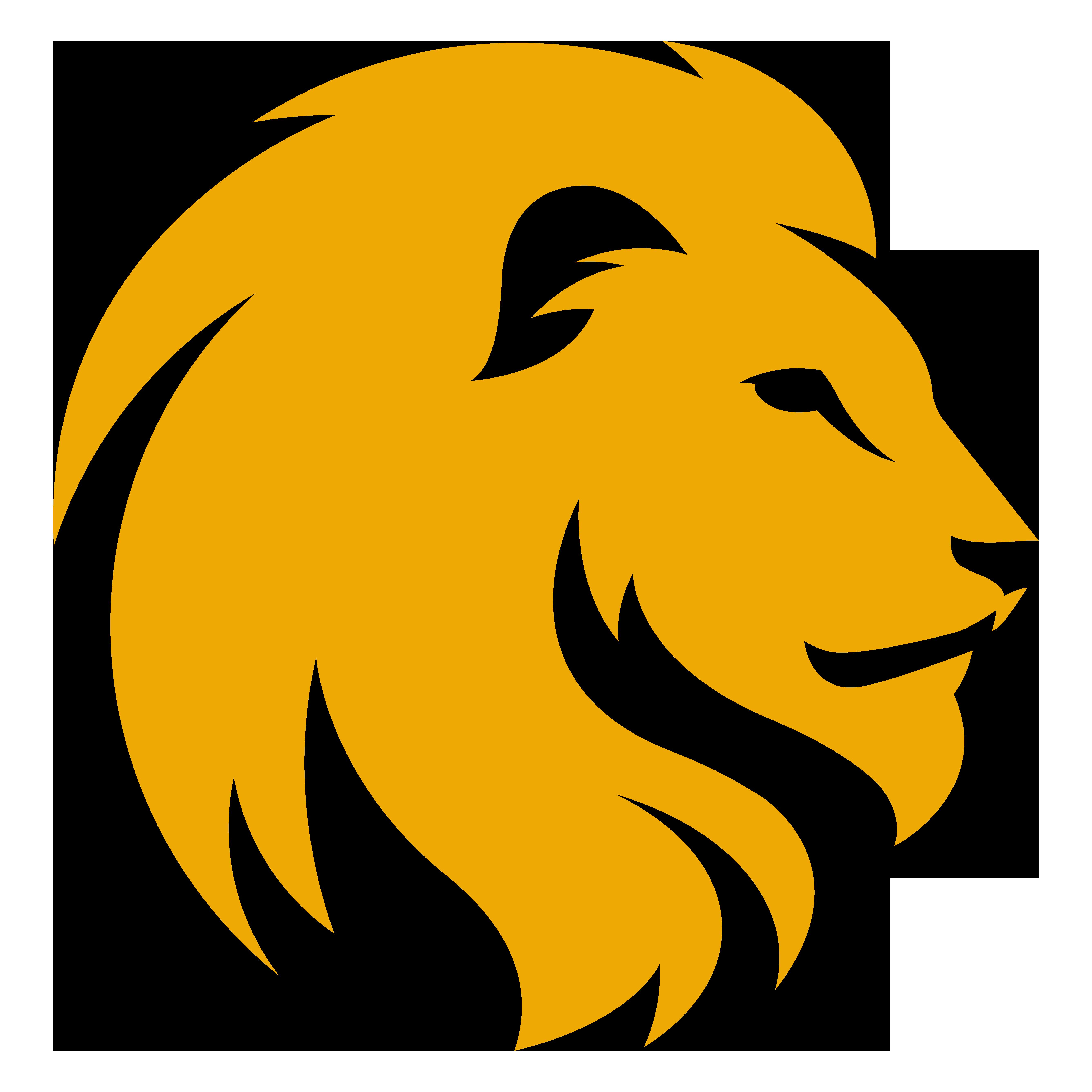 Lion Head PNG HD - 120300