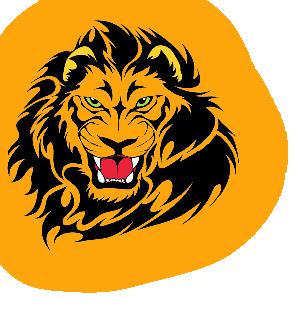 PNG Lion Head Roaring-PlusPNG pluspng.com-302 - PNG Lion Head Roaring - Lion Head PNG HD