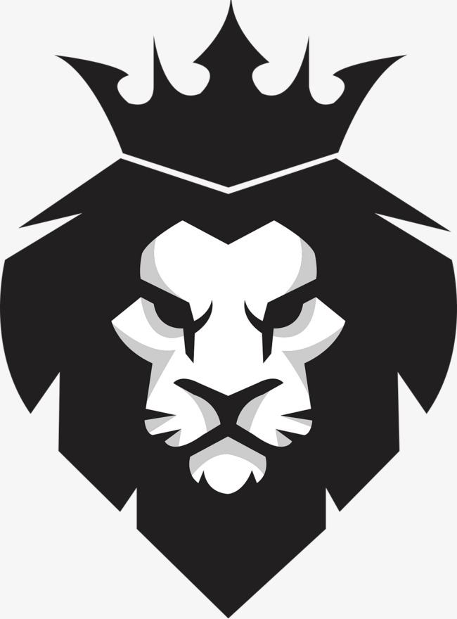 Black Lion King, Black, The Lion King, Grassland PNG And Vector - Lion King PNG Black And White