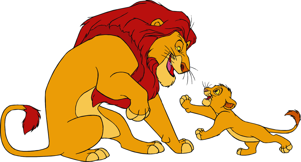 lion king cartoon characters clipart - Lion King PNG HD Free