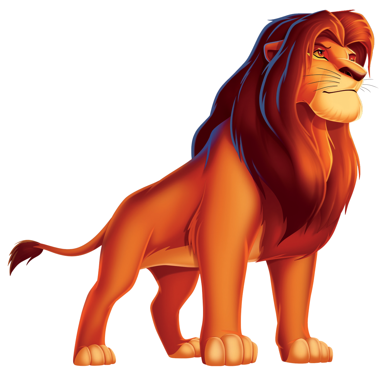 The Lion King PNG Transparent