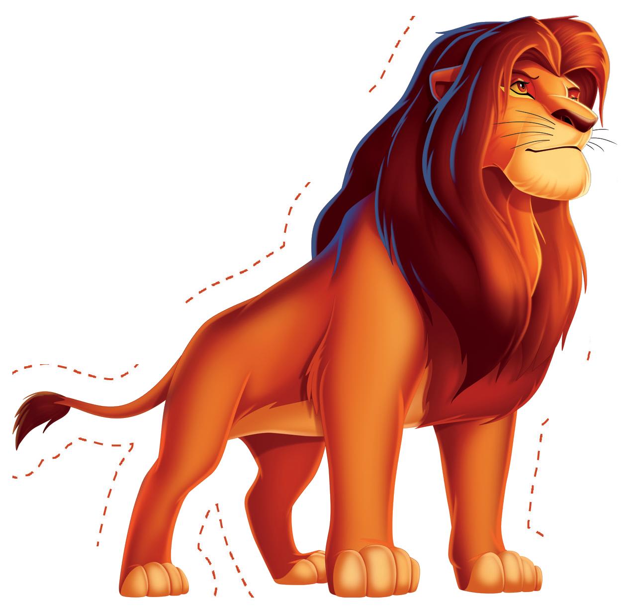 Lion King PNG HD Free - 125806