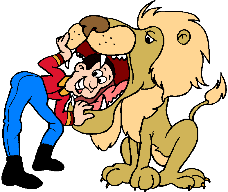 JeromeGambit: Lion Tamer - Lion Tamer PNG