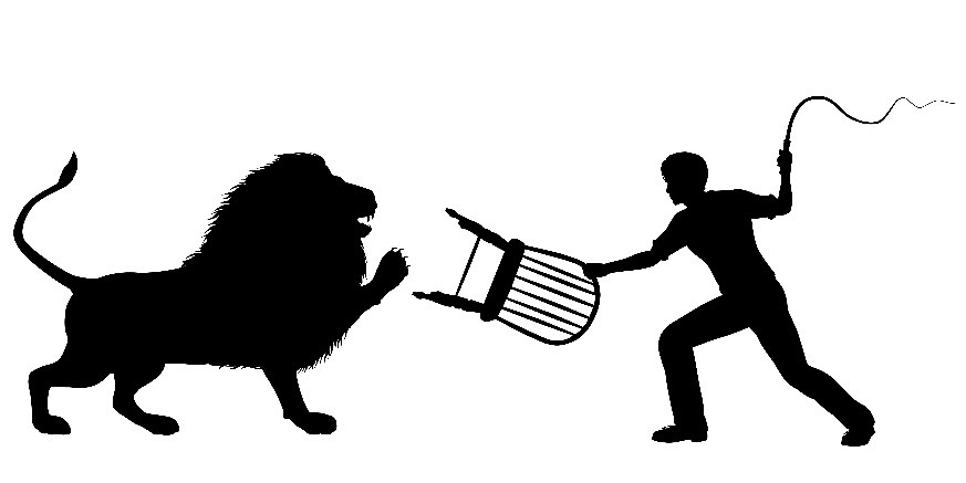 The Psychology of the Lion Tamer - Lion Tamer PNG