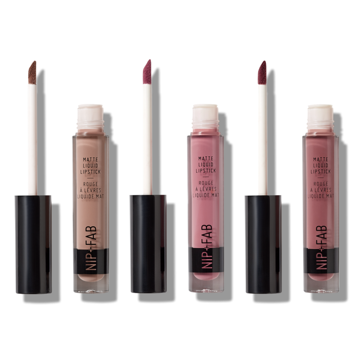 Lipstick Trio Kit - Makeup Kit Products PNG