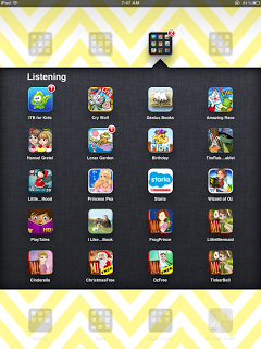 First with Franklin: Daily 5 listen to reading apps - Listen To Reading Ipad PNG