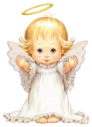 Little Angel PNG HD - 130741
