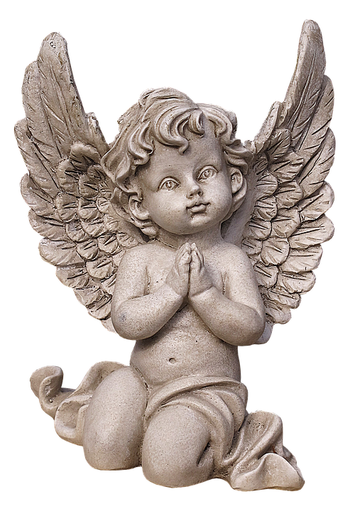 Angel, Wing, Pray, Little Angel - Little Angel PNG HD