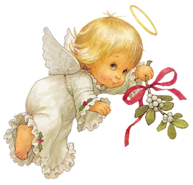 Angels - Little Angel PNG HD