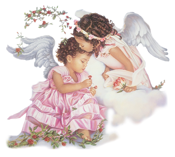 Little Girls Angels PNG Picture - Angels PNG - Little Angel PNG HD
