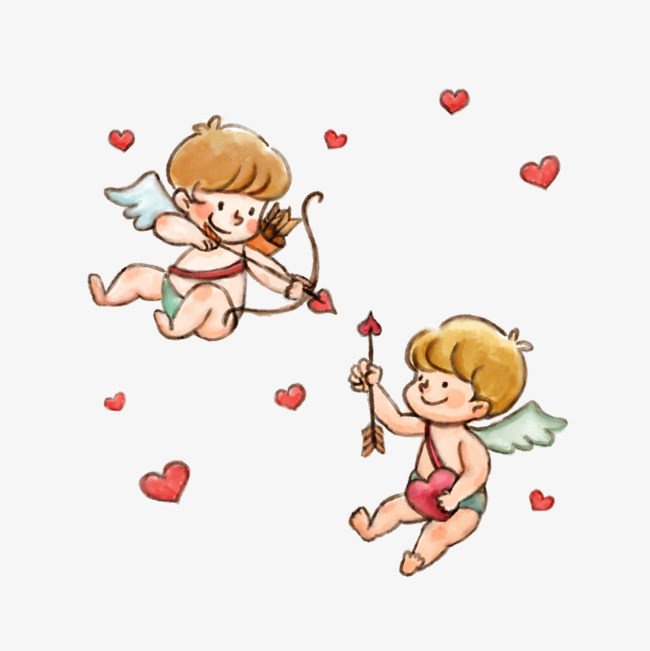 Vector Love Cupid, HD, Vector, Little Angel Free PNG and Vector - Little Angel PNG HD