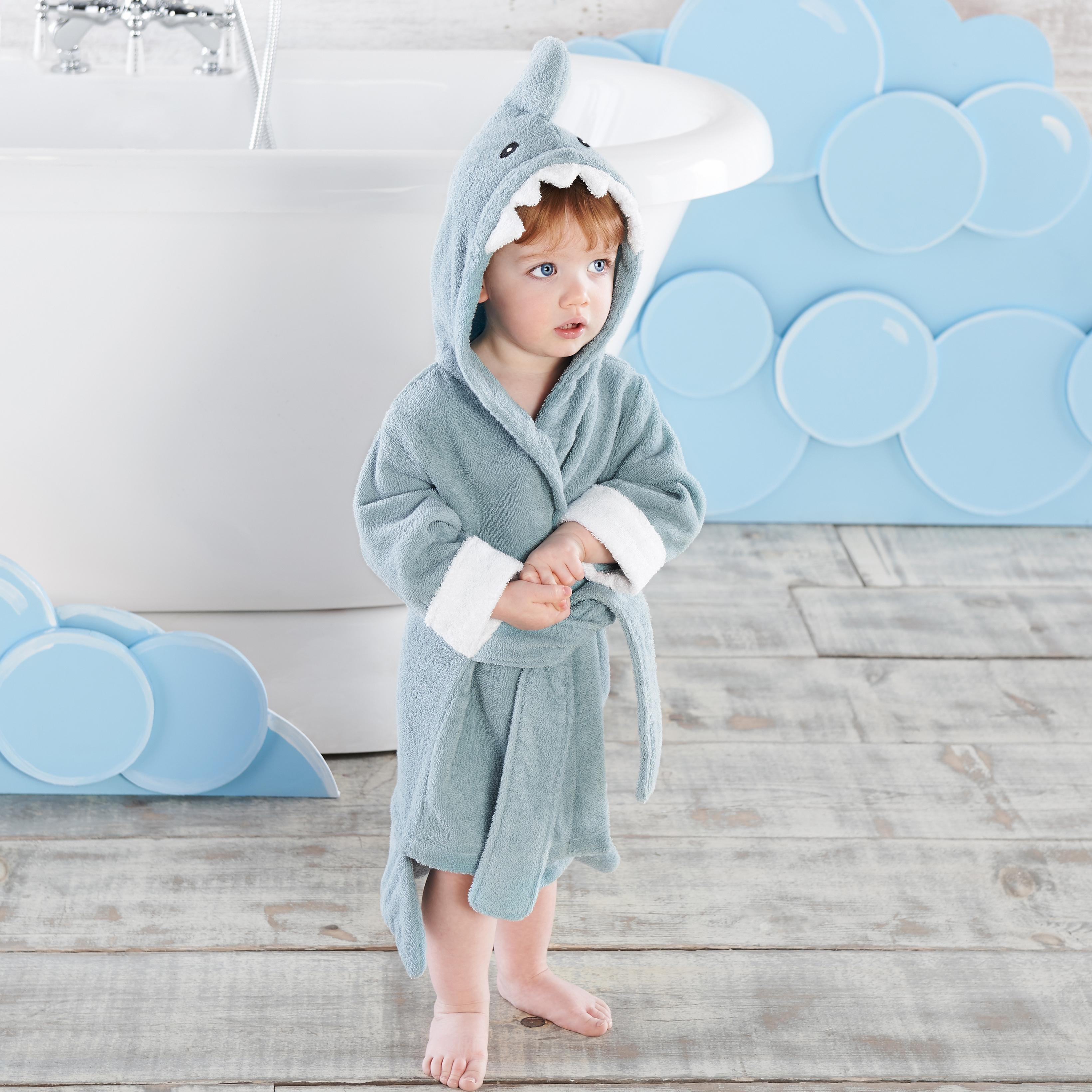 2ec93ec0f630 best selling 2149a fa232 baby aspen little princess hooded spa robe ...
