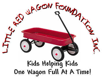 File:Little Red Wagon Foundation logo.png - Little Red Wagon PNG