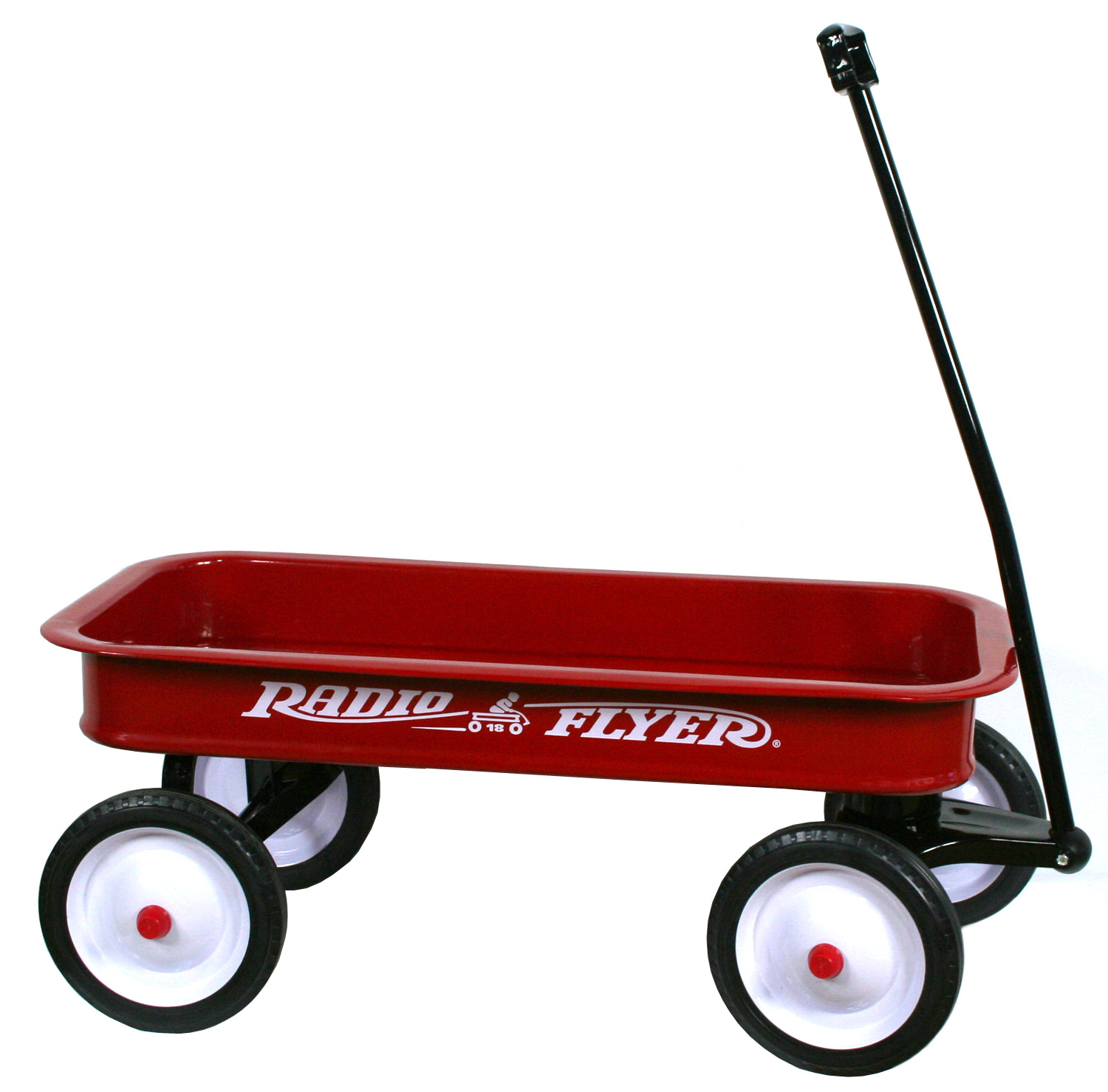 Image detail for -Radio Flyer Radio Flyer Classic Red Wagon 18 - Little Red Wagon PNG