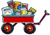 Please help fill the Little Red Wagon! - Little Red Wagon PNG