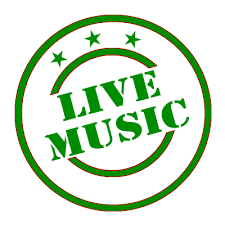 Logo of live music! - Live Music PNG