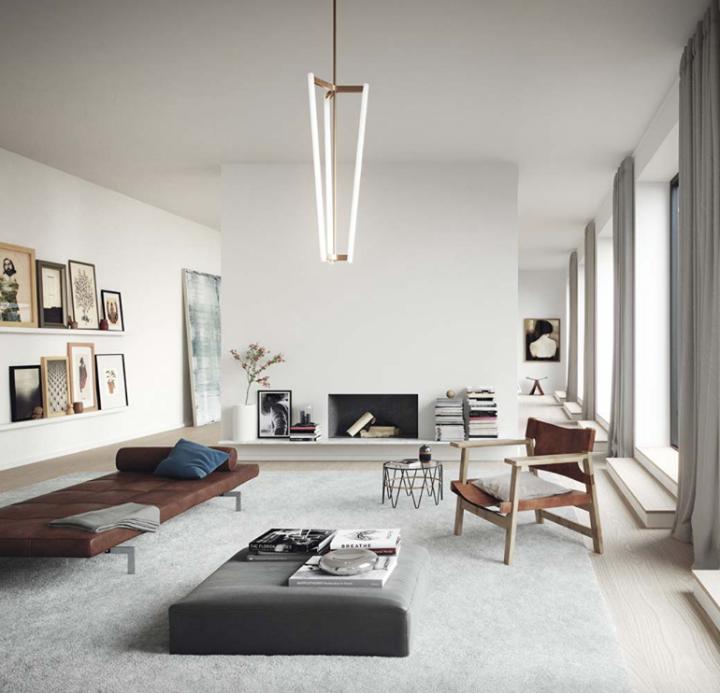 Elegant Apartment Living Room Design Beautiful Interior Design Hd Living  Room Decor Idea Inspiration Than Elegant - Living Room PNG HD
