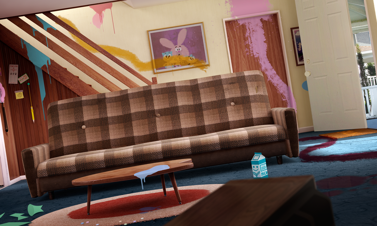 GST Background-hd.png - Living Room PNG HD
