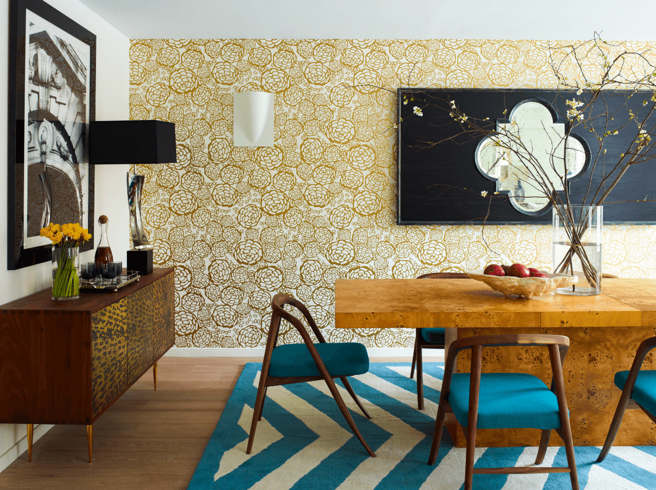 Wallpaper Home Decor Living Room - Living Room PNG HD